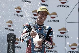 Alonso López saltará al Mundial de Moto3 en 2018