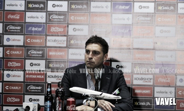 Orgulloso Diego Alonso pese a derrota
