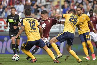 Serie A, Verona - Torino: tra freddo e (forse) neve due squadre che cercano il riscatto
