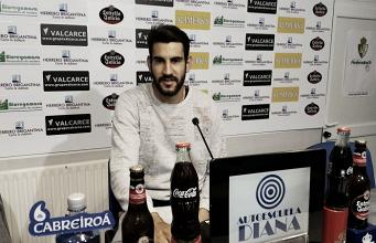 """Alvaro Moreno: """"Se tiene que romper esa racha fuera cuanto antes mejor"""""""