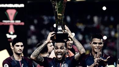 Dani Alves, el hombre récord de títulos