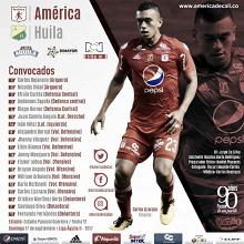 Olmes, Ayala y Meneses, ausentes en la lista de convocados del 'Polilla' Da Silva