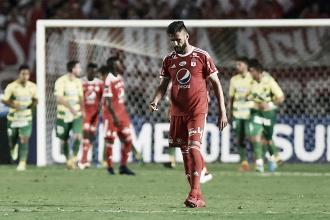 América fue humillado en el Pascual y quedó eliminado de la Copa Sudamericana