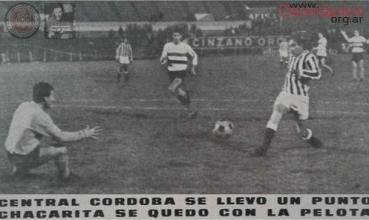 Central Córdoba gritó más veces