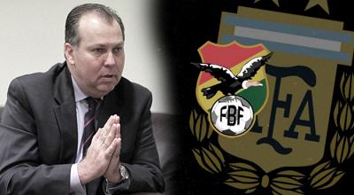 """FPF ante el TAS: """"Bolivia le ha cedido su tiempo a Argentina para que lo defienda"""