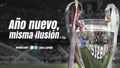 Champions League: Año nuevo, misma ilusión