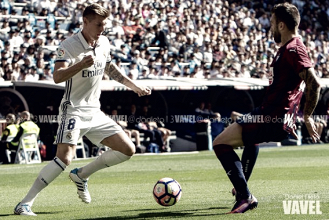 El Eibar busca dar la sorpresa en el Bernabéu