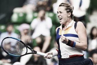 WTA Elite Trophy: Anastasia Pavlyuchenkova ousts Angelique Kerber in three sets