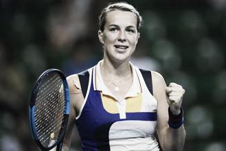 WTA Tokyo: Anastasia Pavlyuchenkova completes comeback to oust Barbora Strycova in three sets