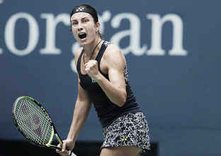 US Open: Superb Sevastova stuns Sharapova, makes second consecutive quarterfinal at Flushing Meadows
