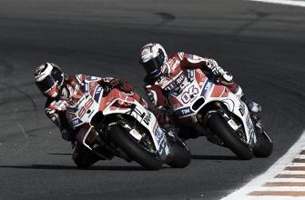 Ducati Team en los test de Valencia: a la espera del milagro