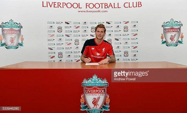 Loris Karius: I want to prove myself for Liverpool this season
