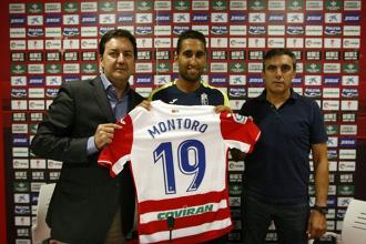 """Montoro: """"El proyecto del Granada CF es ambicioso y en él tengo muchas ilusiones"""""""