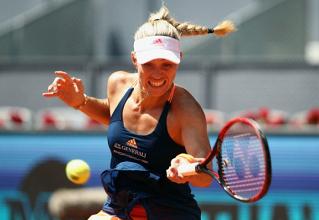 WTA Madrid - Il programma di mercoledì: Kerber - Bouchard, la Stosur sfida la Halep