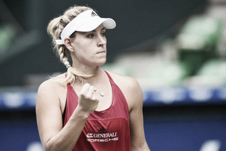 Angelique Kerber receives a wildcard into the BGL Luxembourg Open
