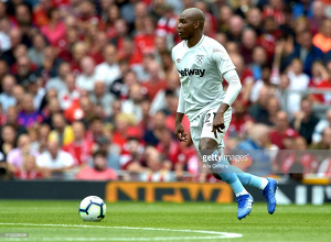 West Ham's Angelo Ogbonna staying positive ahead of AFC Bournemouth clash