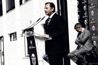 Anil Murthy, el presidente de la afición