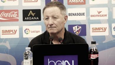 """Anquela: """"Espero que el fútbol nos recompense"""""""