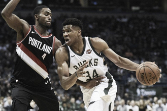 NBA - Antetokounmpo, altri 44 punti e Bucks vincenti su Portland; ok anche i Nuggets contro i Kings