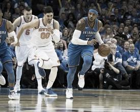 """NBA - Carmelo Anthony tra passato e futuro: """"Basta parlare dei Knicks, guardiamo avanti"""""""
