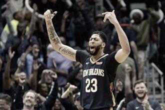 Resumen NBA: Diversión para todos