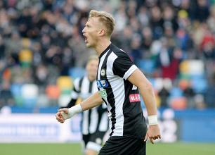 Serie A - L'Udinese rivede la luce, Hellas apatico e contesato