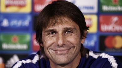 """Conte: """"Sabemos muy bien que la Champions es un torneo realmente duro"""""""