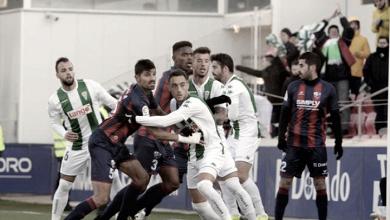 SD Huesca - Córdoba CF: puntuaciones del Córdoba CF, jornada 17 de La Liga 123
