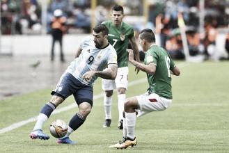 Argentina perde para Bolívia na altitude e volta à zona de repescagem