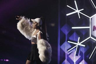 Ariana Grande arrasa y enamora a Barcelona