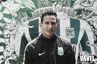 """Diego Arias: """"Tenemos el clásico, un partido que significa mucho para nosotros"""""""