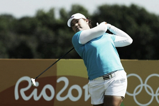 Rio 2016: Ariya Jutanugarn leads after the first round of women's golf