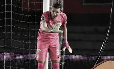 """Franco Armani: """"Cuando se gana se puede trabajar tranquilo"""""""