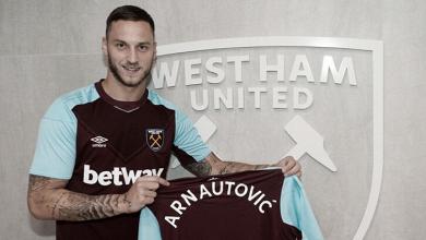 Arnautovic deja el Stoke para unirse al West Ham