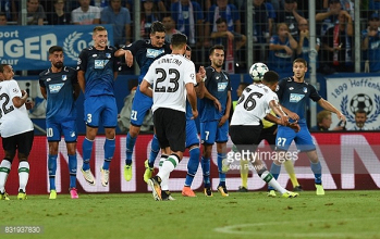 TSG 1899 Hoffenheim 1-2 Liverpool: Reds take two precious away goals into Anfield leg