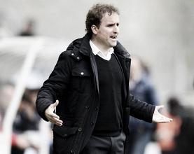 """Jagoba Arrasate: """"El objetivo es seguir en el fútbol profesional"""""""