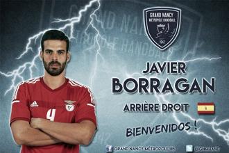 Borragán no jugará más en el Bidasoa