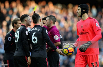 Manchester City 3-1 Arsenal: Gunners' player ratings from a disappointing afternoon at the Etihad