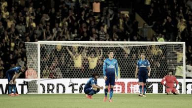 La maldición del Arsenal contra los equipos grandes