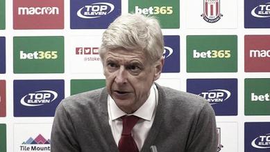 """Arsène Wenger: """"No llegaremos muy lejos defendiendo así"""""""