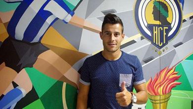 Mikel Martins y Carlos Lázaro, nuevos futbolistas del Hércules