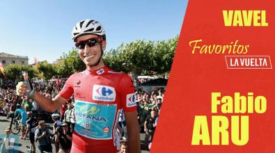 Favoritos a la Vuelta a España 2017: Fabio Aru, el Cavaliere dei quattro mori