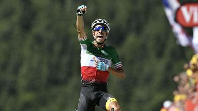 Fabio Aru na UAE Team Emirates