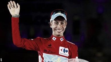 Italiano festeja em Madrid: Fabio Aru conquista a Vuelta 2015