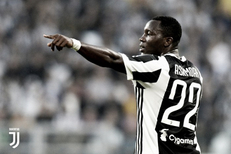 "Juventus, Asamoah: ""Mai pensato di andare via. Tottenham squadra solida"""