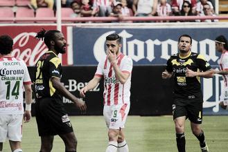 Resultado y goles del partido Murciélagos 1-1 Necaxa en la Copa MX 2018