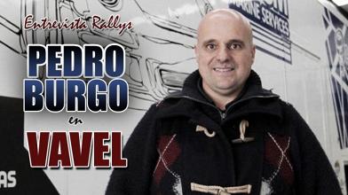 """Entrevista a Pedro Burgo: """"Estamos trabajando para ganar el CERA este año"""""""