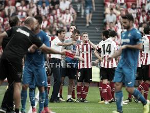 Athletic - Getafe: puntuaciones Athletic, jornada uno de la Liga Santander