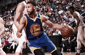 Warriors bate Suns e garante primeiro lugar da conferência Oeste na temporda