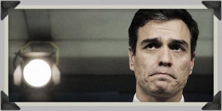 Pedro Sánchez ha caido